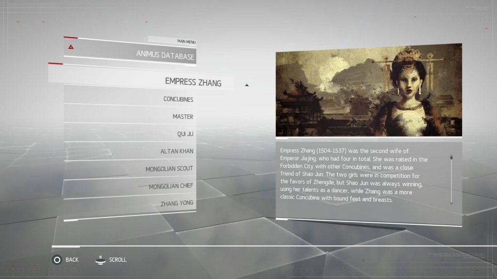 Assassins Creed Chronicles China - Empress Zhang